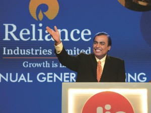 Reliance Industries Reported A Net Profit Of Rs 14894 Crore In The Quarter