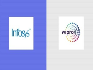 Infosys And Wipro Announce Quarterly Results Increase In Profits Of Both Companies