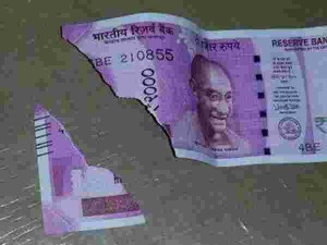 Replace Mutilated Notes Easily At These Places You Will Get New Currency Notes