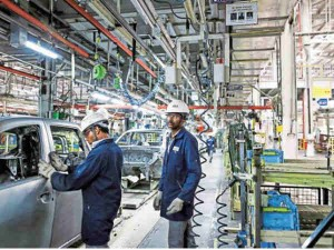 Good News On Budget Day Factory Activities Improved