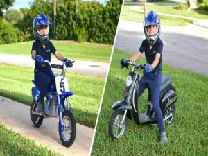Electric Scooter And Bike For Kids Know Price And Features