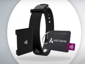 Axis Bank Launches First Wearable Contactless Payment Device Price Only Rs