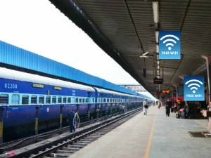 Railtel Launches Prepaid Plans For Wifi At More Than 4000 Railway Stations