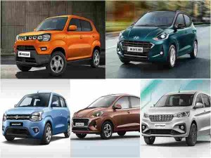 Top 5 Cng Cars In The Country Giving Excellent Mileage