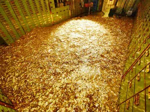 Top 10 Countries That Have The Largest Gold Reserves