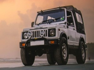 Maruti 800 Modified To A Superb Gypsy Know How