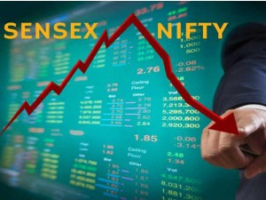 Stock Market Plunges Investors Lose Rs 8 Point 78 Lakh Crore In A Single Day Know Reasons