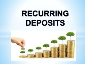 Recurring Deposit Get Interest Up To 8 Point 5 Percent In These Banks Will Benefit More Than Fd