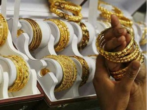 Gold Prices Fall Sharply Silver Rate Also Slips