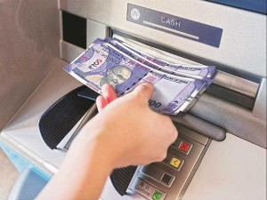 Sbi Icici Hdfc And Pnb Know How Much Cash Will Be Withdrawn From Atm In One Go
