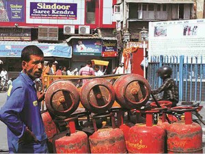 Lpg Get Delivered Gas Cylinders At The Time Of Your Wish This Is The Way