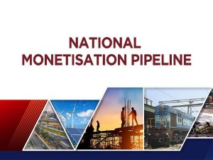 Central Government Launched 6 Lakh Crore National Monetization Plan Know Details