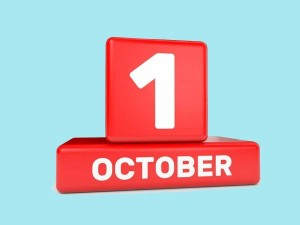 Many Important Changes Will Be Implemented From October 1 Will Affect Your Pocket