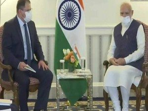 Pm Modi Met 5 Big Ceos On The First Day Of Us Tour Know Details