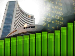 Sensex Opened With A Gain Of 105 Points