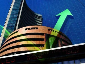 Sensex Rises 328 Points To Open At A Record Level